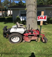 Lawnmower For Sale. 2018.